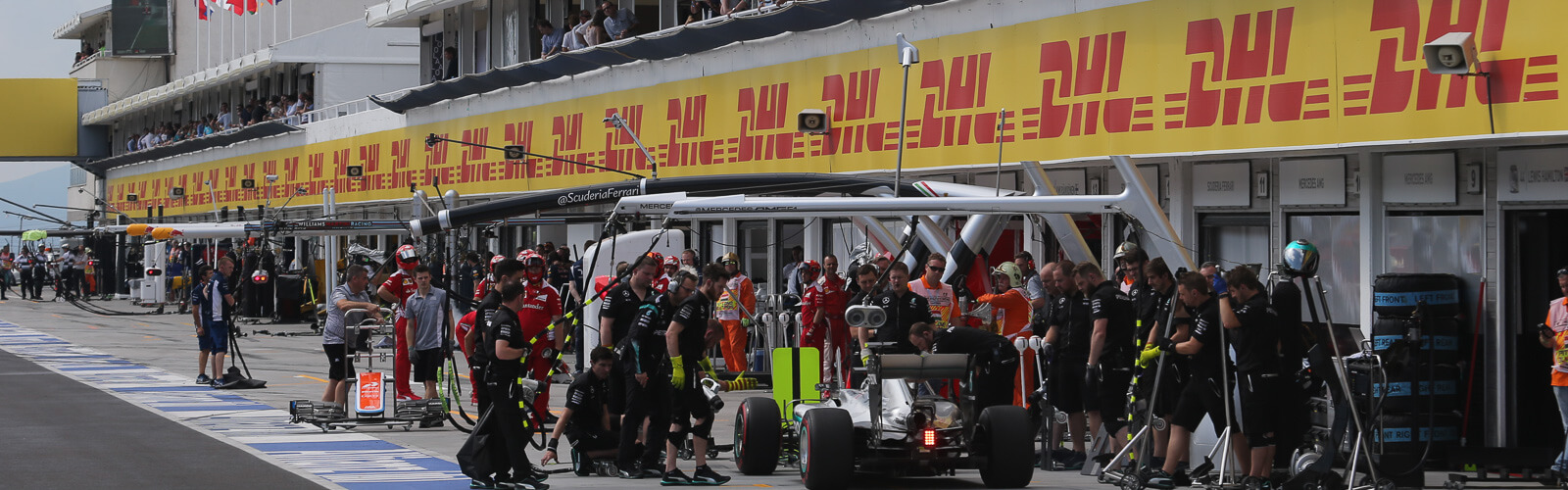 Edge Global Events | Formula 1 Paddock Club Official Distributor