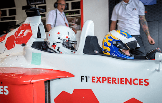 f1 experience Ultimate legend formula one paddock club™