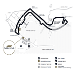 Circuit de Monaco Access Map