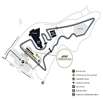 Circuit of the Americas Access Map
