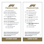 Monaco Timetable